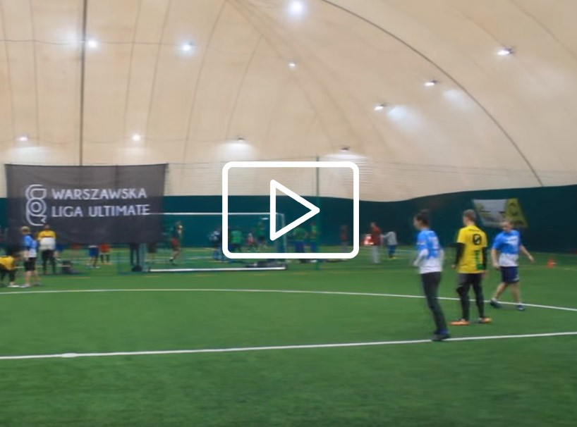 Miniaturka filmu przedstawiajacego mecz frisbee